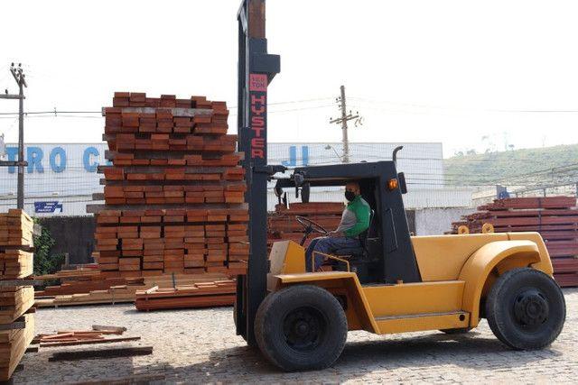 Empilhadeira hyster 10 toneladas
