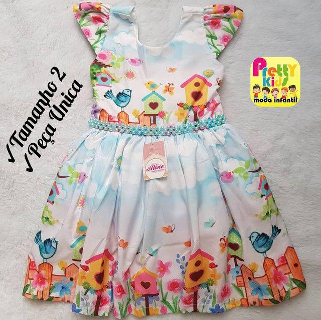 Vestuário Infantil.<br>Entrega disponível para os bairros de Cachoeiro/ES - Foto 2