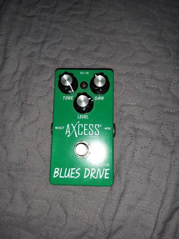 Pedaleira blues drive, nova na caixa. - Foto 5