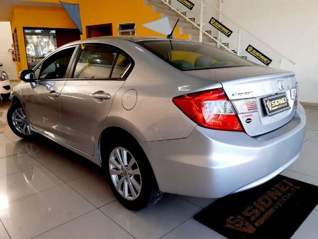 Honda/Civic LXR 2.0 FLEX - Foto 4
