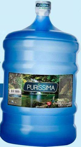 Garrafão de água PURÍSSIMA  - Foto 2