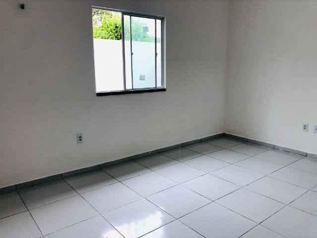DP casa nova com 2 quartos 2 banheiros a 10 minutos de messejana - Foto 11