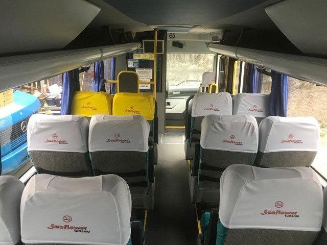 Micro Ônibus Marcopolo Senior C/ Elevador Vw 9.150 Executivo - Foto 7