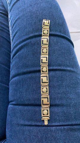 Pulseira de ouro Versace
