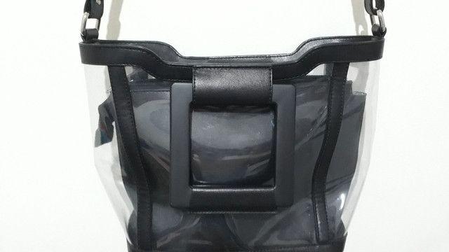 Bolsa Arezzo cor modelo igual foto - Foto 4