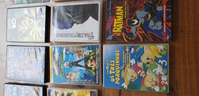 DVDs 5 reais cada - Foto 2