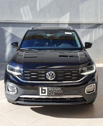 Volkswagen T-Cross Highline 250 TSi 2021 - Único dono - 9.800km - Impecável