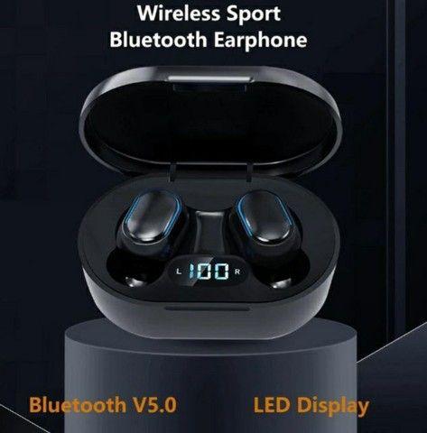 Fone de ouvido wireless sport - Foto 3