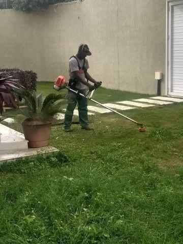 Jardineiro profissional