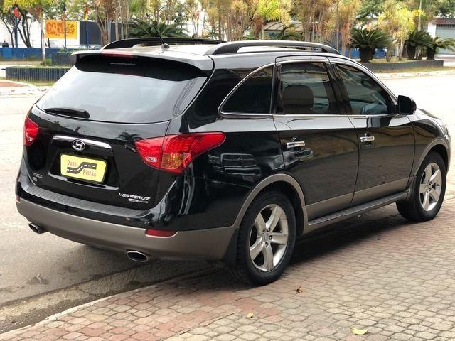 VERACRUZ GLS 3.8 4WD Aut. blindado - Foto 4