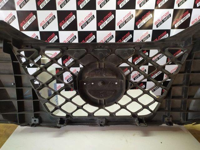 Grade Dianteira Preta Original Nissan Frontier 08/16 *COM Detalhes - Foto 6