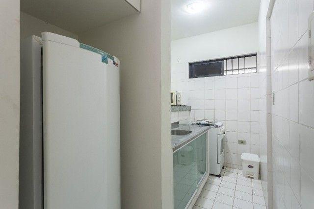 Flat 207 com 1 quarto completíssimo em Boa Viagem - Recife - PE - Foto 12