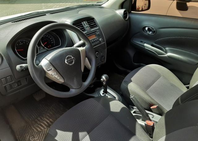 Nissan Versa Sv 1.6 16V Cvt Flexstart