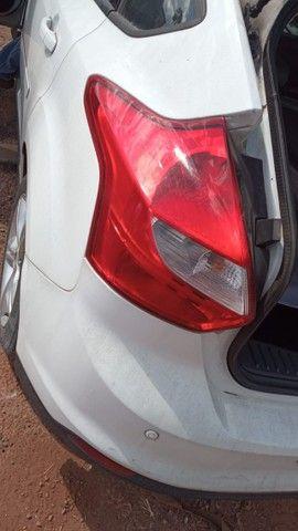 Ford Focus 2013 Usado Com Nota Fiscal Para Peças - Foto 6