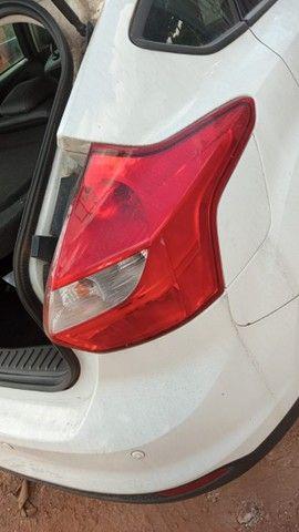 Ford Focus 2013 Revisado Bom Para Peças