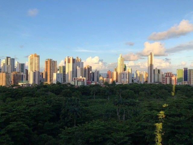Rio Ariaú-84m²- 3 qtos s/ 1 suíte + escritório- andar intermediário-Mobiliado- Miramar - Foto 2