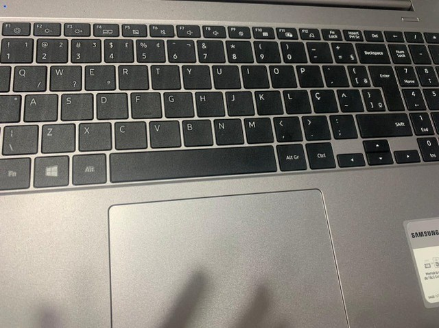 Notebook Samasung X20 - 2 meses de uso - Foto 3