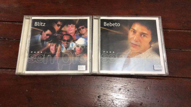 CDs Coleção Pérolas / Sucessos / Para Sempre / Música! / Focus - Foto 3