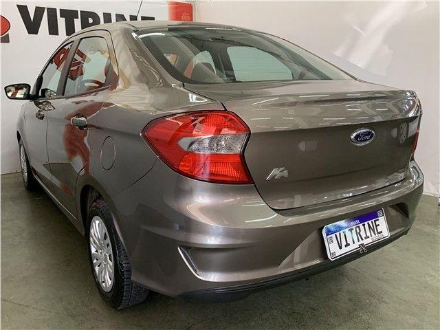 Ford Ka 2020 1.0 ti-vct flex se sedan manual - Foto 5