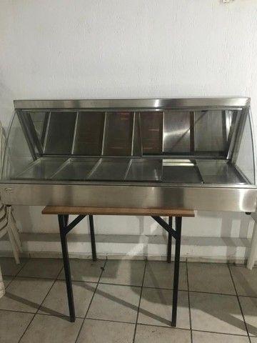 Chapa - Estufa - Freezer - Foto 2