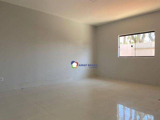 Casa com 3 dormitórios à venda, 215 m² por R$ 830.000 - Jardim Europa - Goiânia/GO - Foto 5