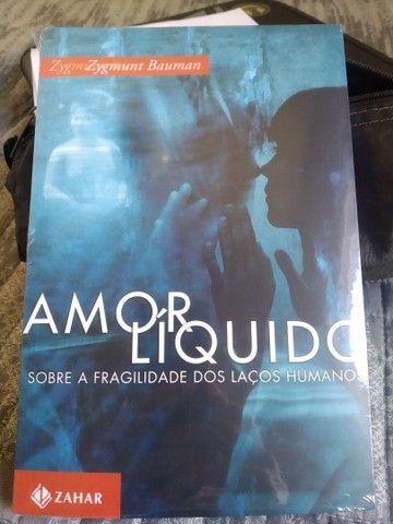 "Livro: ""Amor Líquido"" - Foto 3"