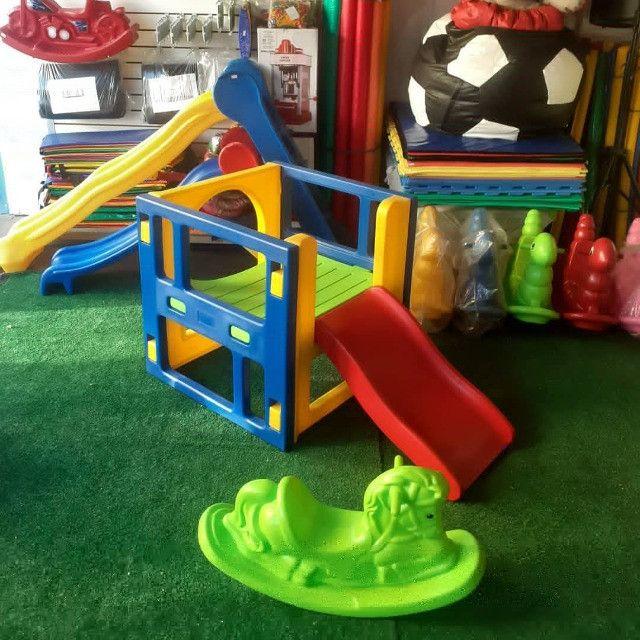 Aluguel - Promoção Brinquedos de playground - 7, 15 e 30 dias - Foto 4