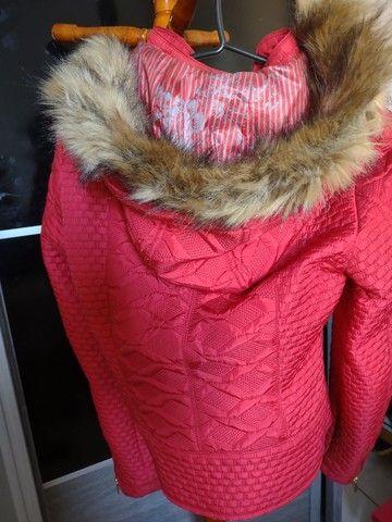 Vendo jaqueta e colete - Foto 3