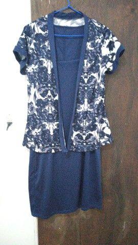 Estou vendendo estes vestidos 50,00 cada é as saias 30,00 reais  - Foto 2