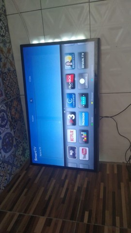 Vendo tv de 42 polegadas  Philips ysmat - Foto 2