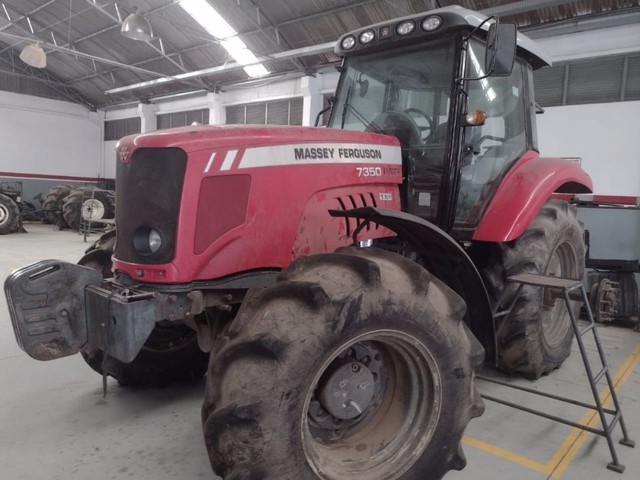 Trator Massey Fergusson 7350