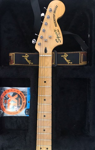 Guitarra Squier Classic Vibe 70s Telecaster Deluxe - Foto 4