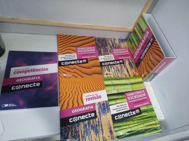 Vende-se livros didáticos bem conservados - Foto 3