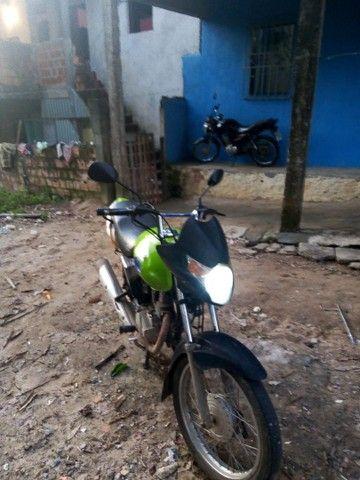 Vendo está moto em dias - Foto 5