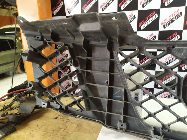 Grade Dianteira Preta Original Nissan Frontier 08/16 *COM Detalhes - Foto 7