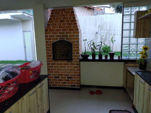 Baixou R$700 mil reais casa com 3 suítes  Castanhal 20x30 o terreno - Foto 14