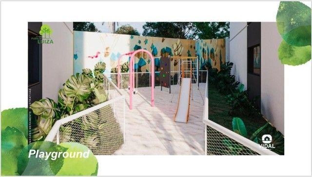 Condomínio Maria Luiza Bitar 2/4 suite e sacada - Foto 6