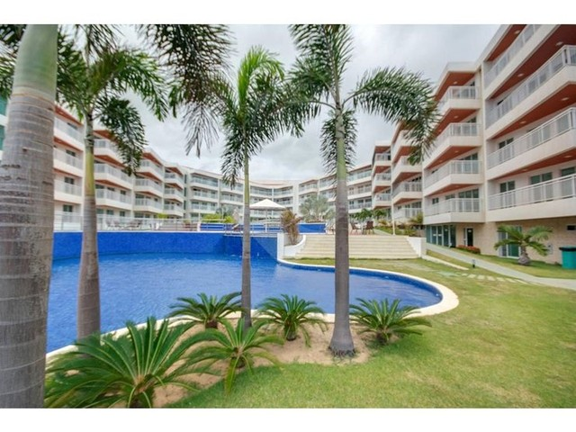 Apartamento à venda com 3 dormitórios em Porto das dunas, Aquiraz cod:31-IM205520 - Foto 2