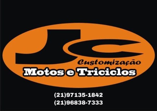 Customização de Motos - Foto 2