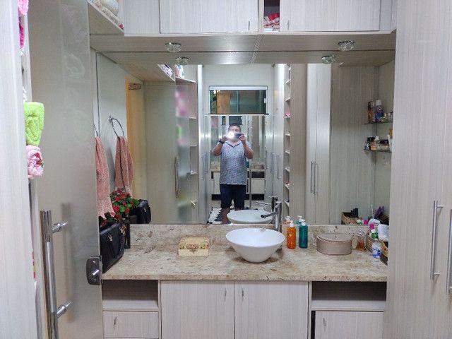 Baixou R$700 mil reais casa com 3 suítes  Castanhal 20x30 o terreno - Foto 20