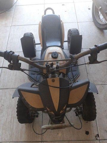 Quadriciclo sazaki 2T - Foto 2
