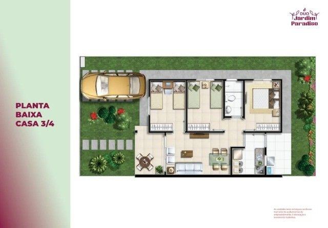 Casa de 2 ou 3 quartos, com possibilidade de mais um pavimento - Foto 17