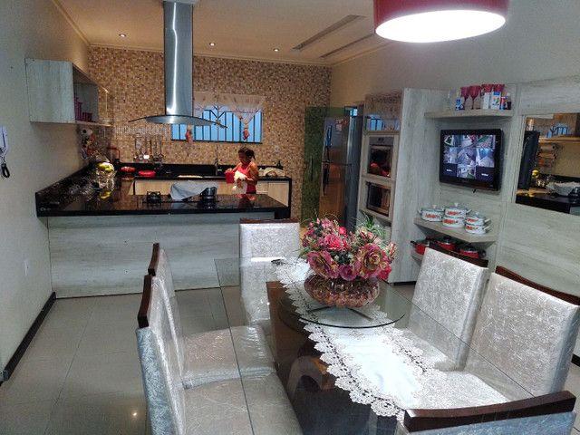Baixou R$700 mil reais casa com 3 suítes  Castanhal 20x30 o terreno - Foto 18