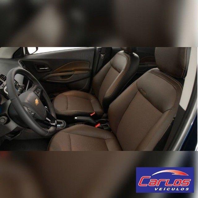 Chevrolet Cobalt 2019 Elite Automático 1.8 - Foto 6