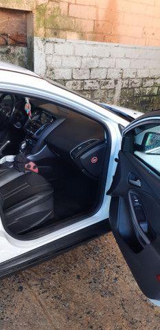 Ford Focus Hatch Titanium Plus 2.0 16V PowerShift 2015 - Foto 7