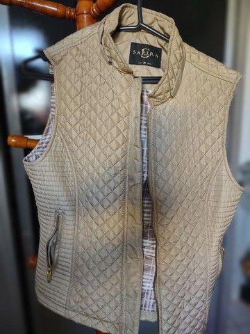 Vendo jaqueta e colete - Foto 4
