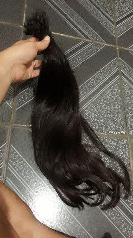 Mega hair virgem por 450$??? aproveita! - Foto 2