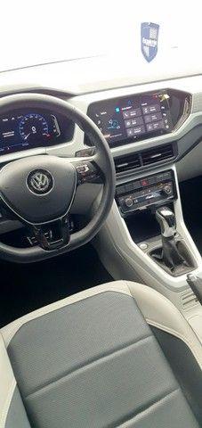 Volkswagen T-Cross Highline 250 TSi 2021 - Único dono - 9.800km - Impecável - Foto 10