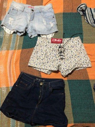 Shorts 10 reais - Foto 5
