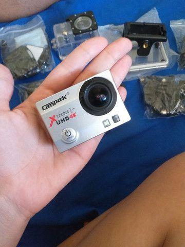 Câmera campark 4k